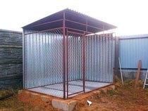 Строительство птичников из металлоконструкций в Аксае
