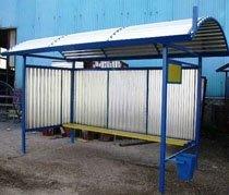 Изготовление автобусных остановок г.Аксай